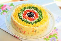 Nefis bir salata tarifi ;)