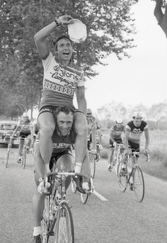 Peelman and Karstens, 1975 Tour de France.