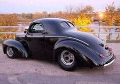 '40 Ford Coupe... From Amazing Rides on Facebook  #fordcoupe #hotrod #streetrod #pin #twitter