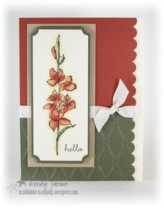 W Janson 07141206 by Wendy Janson - Cards and Paper Crafts at Splitcoaststampers