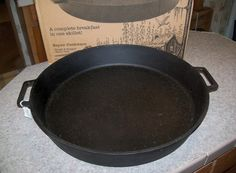 Looking for the best cast-iron skillets? We tried the top recommended cast iron skillets and pans to come up with this list which you will find very useful Best Cast Iron Skillet, Skillets, Cookware, Classic, Frying Pans, Cooking Ware, Kitchen Gadgets, Stoves, Classic Books