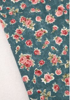 cotton 1yard 44 x 36 inches 39090 by cottonholic on Etsy, $11.20