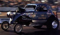 The Crazyman Fiat altered - John Taylor