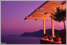 Sunset at Oia, Santorini, Greece - Ηλιοβασίλεμα Στην Οία, Σαντορίνη, Ελλάδα | Flickr - Photo Sharing!