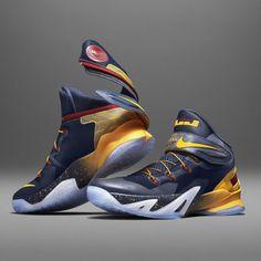 6632e5fd21b Nike LeBron Soldier 8 Flyease Cerebral Parese, Sneakers Nike, Streetwear,  Sko, Outfit