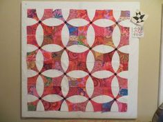 Flowering Snowball with Kaffe Fasset pinks by Sisterschoice Quilts IMG_1578