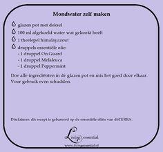 http://livingessential.nl/recepten-verzorging/