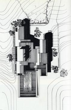 Paul Rudolph. GA Houses. 1 1976: 78