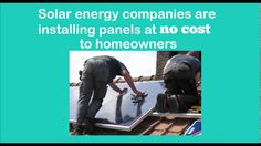 Facts About Solar Energy (Residential)