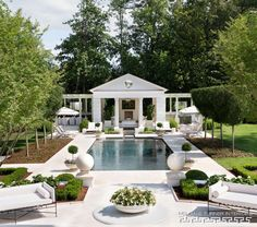 Having a pool sounds awesome especially if you are working with the best backyard pool landscaping ideas there is. How you design a proper backyard with a pool matters. Backyard Pool Landscaping, Backyard Pool Designs, Swimming Pools Backyard, Backyard Pergola, Backyard Projects, Pergola Kits, Landscaping Ideas, Pergola Ideas, Backyard With Pool