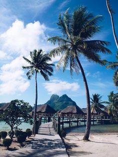 Pinterest @TierraBethh Bora Bora