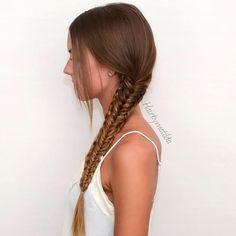 The twisted edge fishtail | hairbymatilda
