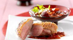 January 18th,  2014 - National Peking Duck Day! ★ Peking Duck: Crispy Duck With Plum Sauce ★ finedininglovers.com