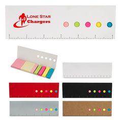 Promotional Dual Desk Case | Customized Sticky Note Books | Promotional Sticky Note Books