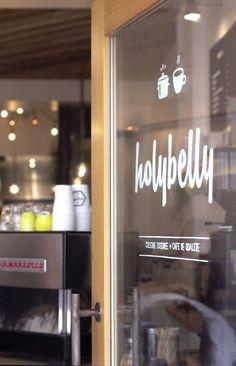 Holybelly café near Canal St. Martin