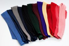 Armoury Knit ties