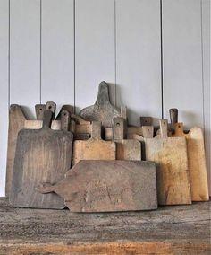 à faire l'hiver avec vieux bois de grange et epoxy alimentaire ?