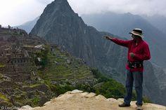hiram bingham machu picchu | Here Hiram Bingham discovered Machu Picchu