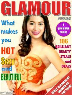 Glamour Magazine http://imikimi.com/main/view_kimi/9APu-1GT