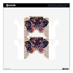 Mackie Skins For PS3 Controllers - dog puppy dogs doggy pup hound love pet best friend