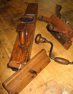 Highland Woodworking Antique Tool Collection