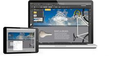 Use an iPad to start #print, #web and mobile layouts with #Adobe Comp CC