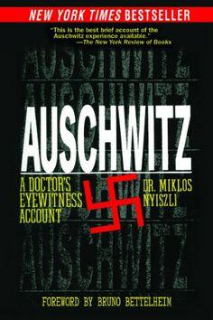 Auschwitz: A Doctor's Eyewitness Account by Miklos Nyiszli,http://www.amazon.com/dp/161145011X/ref=cm_sw_r_pi_dp_cEIgsb0E5MJWP10Z