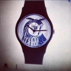 Want it ! #montre #belle #want #toulouse #8:15 #may28th via @fridharossi