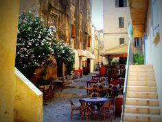 Taverna Houses In France, Biarritz, When I Grow Up, Corsica, Street View, Culture, French, Travel, Cards