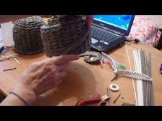 мк совы шкатулки часть2 - YouTube