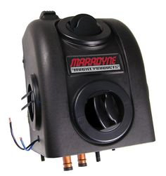 These Car Heater Alternatives Actually Work: Maradyne H-400012 Santa Fe 12V Floor-Mount Heater