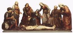 Guido Mazzoni, Compianto su Cristo morto (Chiesa di San Giovanni Battista di Modena, 1477-79).