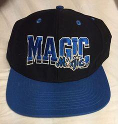 Orlando Magic Adidas Hardwood Classics Snapback Adjustable Hat Cap #adidas #OrlandoMagic