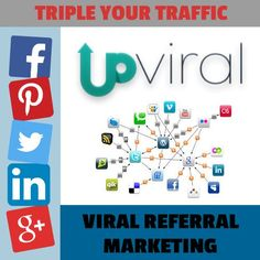 » Upviral - Viral Referral Marketing!  Perform Giveaways, Contests, Surveys and More!  Lead Capture Software!  http://www.expertinternetsecrets.com/project-view/upviral/