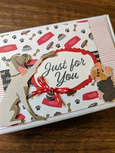 Grey Dog, Cute Notes, Stampin Up Catalog, Dog Cards, Animal Cards, Paper Pumpkin, Stamp Sets, Stamping Up, Little Gifts