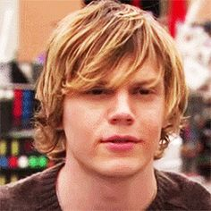 "demiised: "" Evan Peters (x) """