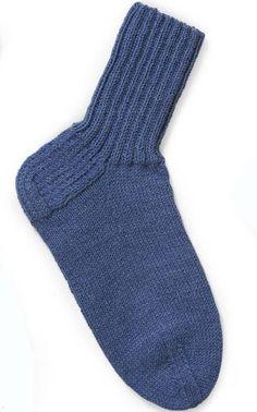 Suurenna kuva Socks, Knit Crochet, Knitting, Handmade, Design, Stockings, Hand Made, Tricot, Sock
