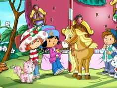 Strawberry Shortcake Characters, Strawberry Shortcake Doll, Old Tv Shows, Movies And Tv Shows, Childhood Characters, 17th Birthday, Tutti Frutti, Care Bears, Cute Icons