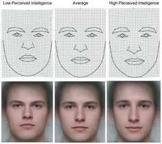 Men's facial features predict IQ - Facial Features Predict IQ In Men: Long Face And Wide-Set Eyes Make Men Look Smart, But Not Women Wide Set Eyes, Mens Facial, Smiling People, Face Reading, Eye Make, Facial Expressions, Working Woman, Smart People, This Man