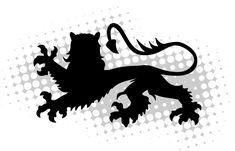 Normanniae leopard profil noir