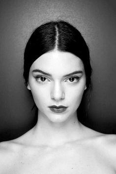 senyahearts:  Kendall Jenner - Backstage at Dolce & Gabbana, S/S 2015 RTW