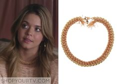 PLL 5x10 Fashion, Clothes, Style and Wardrobe worn on TV Shows |
