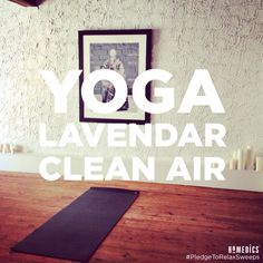 Recipe for a relaxing morning #yoga #cleanair #pledgetorelaxsweeps No Pur Nec 18+ Ends 12/22. https://woobox.com/offers/rules/sbvq49