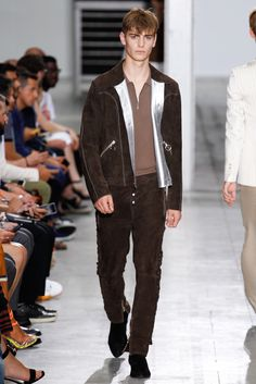 Costume National Spring 2015 Menswear - Collection - Gallery - Style.com