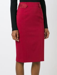 Women - Emporio Armani Midi Pencil Skirt - Tessabit.com – Luxury Fashion For Men and Women: Shipping Worldwide