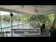 255 Jumping Branch Road Lake Cherokee Tamassee SC - YouTube