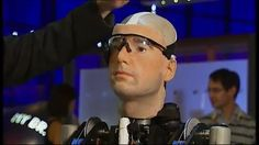 Britain's $1M Bionic Man | Video. A million-dollar bionic man complete with artificial organs, synthetic blood and robot limbs goes on display at London's Science Museum.