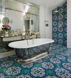 Philadelphia from Rustico Tile & Stone creates a wow factor! #housetrends