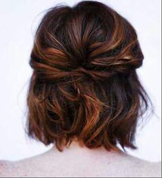 short auburn hair color