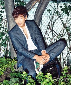 2014.09, InStyle, 2AM, Jung Jinwoon